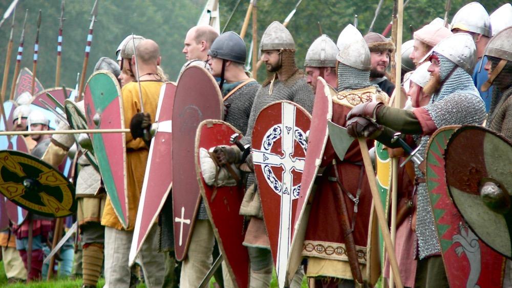 Battle of Hastings re-enactment