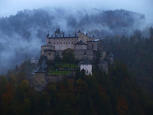 Hohenwerfen Castle