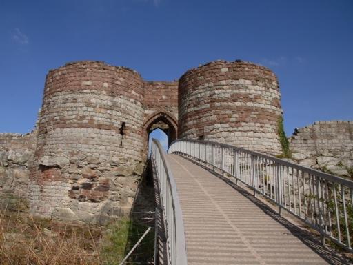 Beeston Castle Bridge