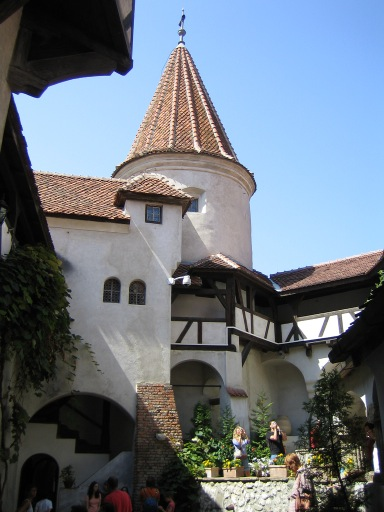 Bran Castle Turret