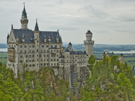 Ludwig Ii Of Bavaria The Eccentric Life And Castles Of