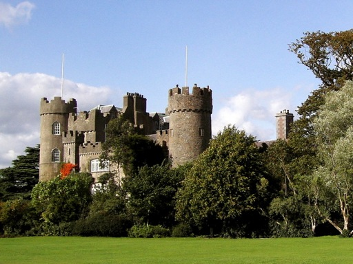 Castles in Dublin - Howth