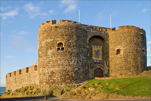 Castles in Northern Ireland - Carrickfergus
