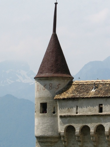 Chillon Castle Tower