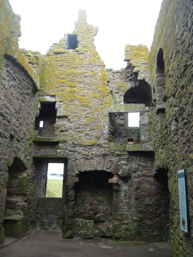 Dunnottar Castle Tower House