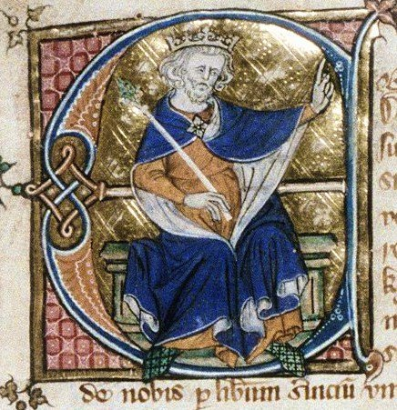 Edward I: Illustrated Image