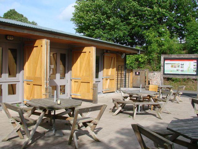 Goodrich Castle Visitor Centre