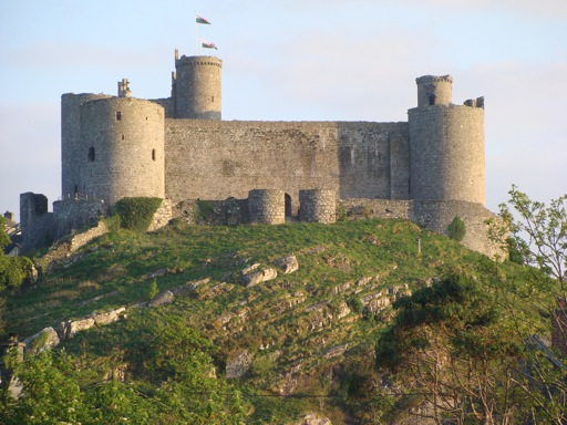 Harlech Castle: Discover The Most Formidable Castle In Wales ...