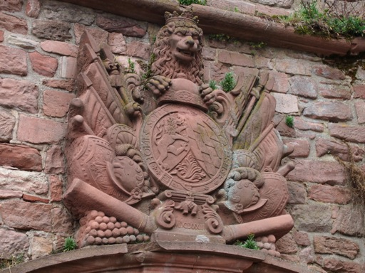 Heidelberg Castle Shield