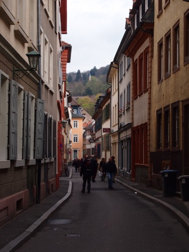 The Streets of Heidelberg