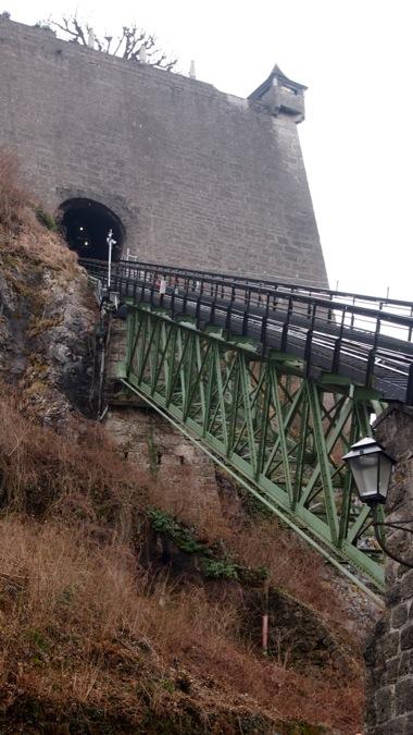 Hohensalzburg Castle Funicular
