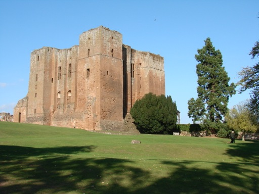 Kenilworth Castle Great Tower