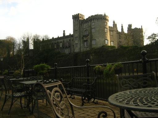 Kilkenny Castle Cafe