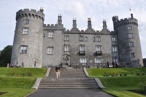 Kilkenny Castle Front Elevation