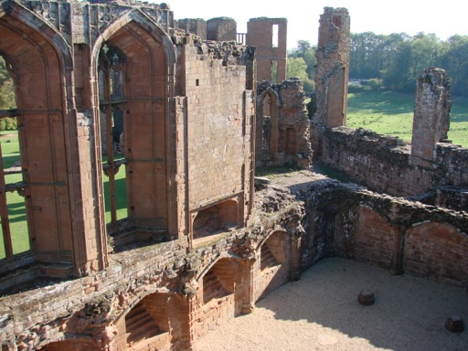 Great Hall of Kenilworth Castle