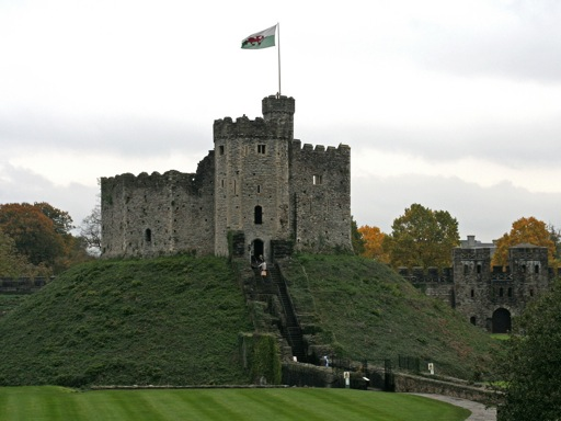 Cardiff Motte and Bailey