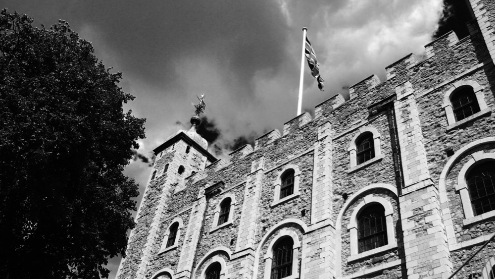 White Woman, Tower of London