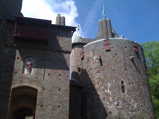 Castell Coch, Welsh Castle