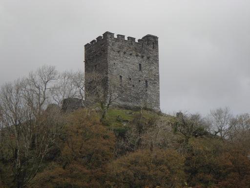 Dolwyddelan Castle, Snowdonia, Wales