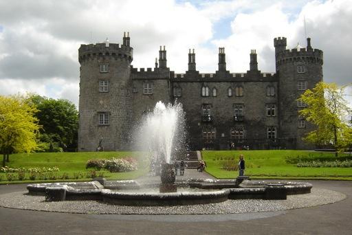 Kilkenny Castle, Irela...