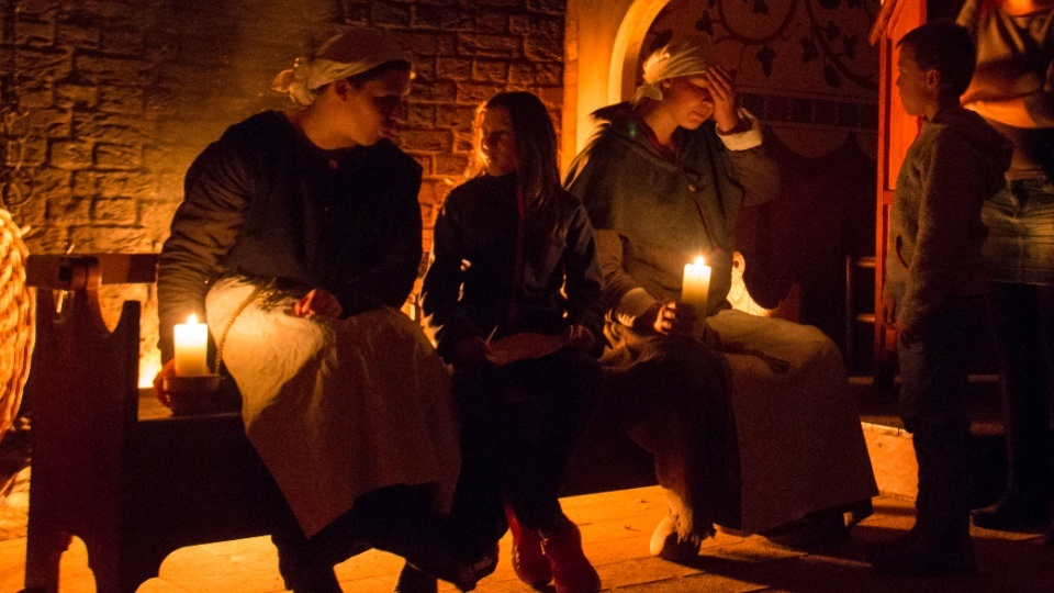 Life in a Medieval Castle: Smells, Sounds and Structure of ...